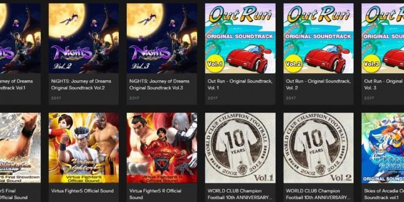 Aumente o som: SEGA libera trilhas sonoras clássicas no Spotify
